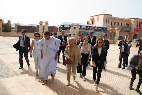 MEPs in Morocco to See Positive Impacts of Fisheries Accord on Sahara Population