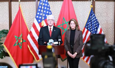 """سفير الولايات المتحدة: الحكم الذاتي يظل """"الخيار الواقعي الوحيد"""" لتسوية النزاع الإقليمي حول الصحراء"""
