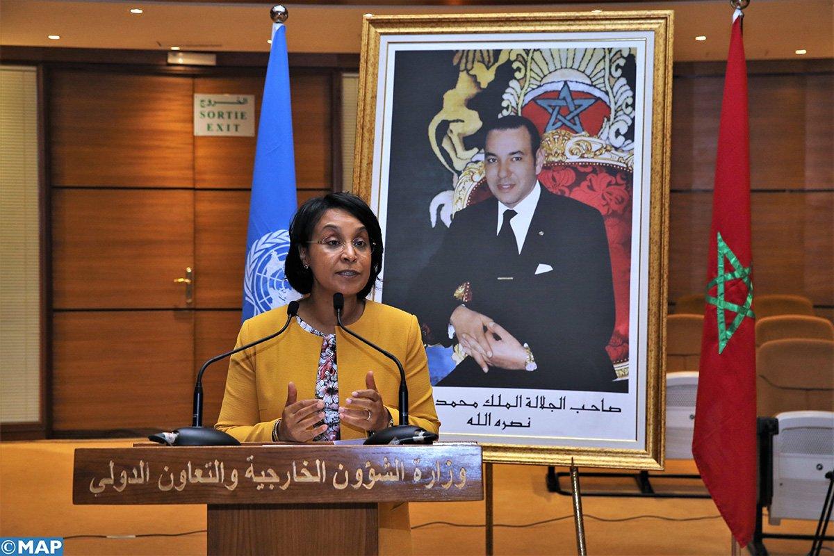 بوستة: المغرب اختار طريق احترام القانون الدولي لإيجاد تسوية لقضية الصحراء