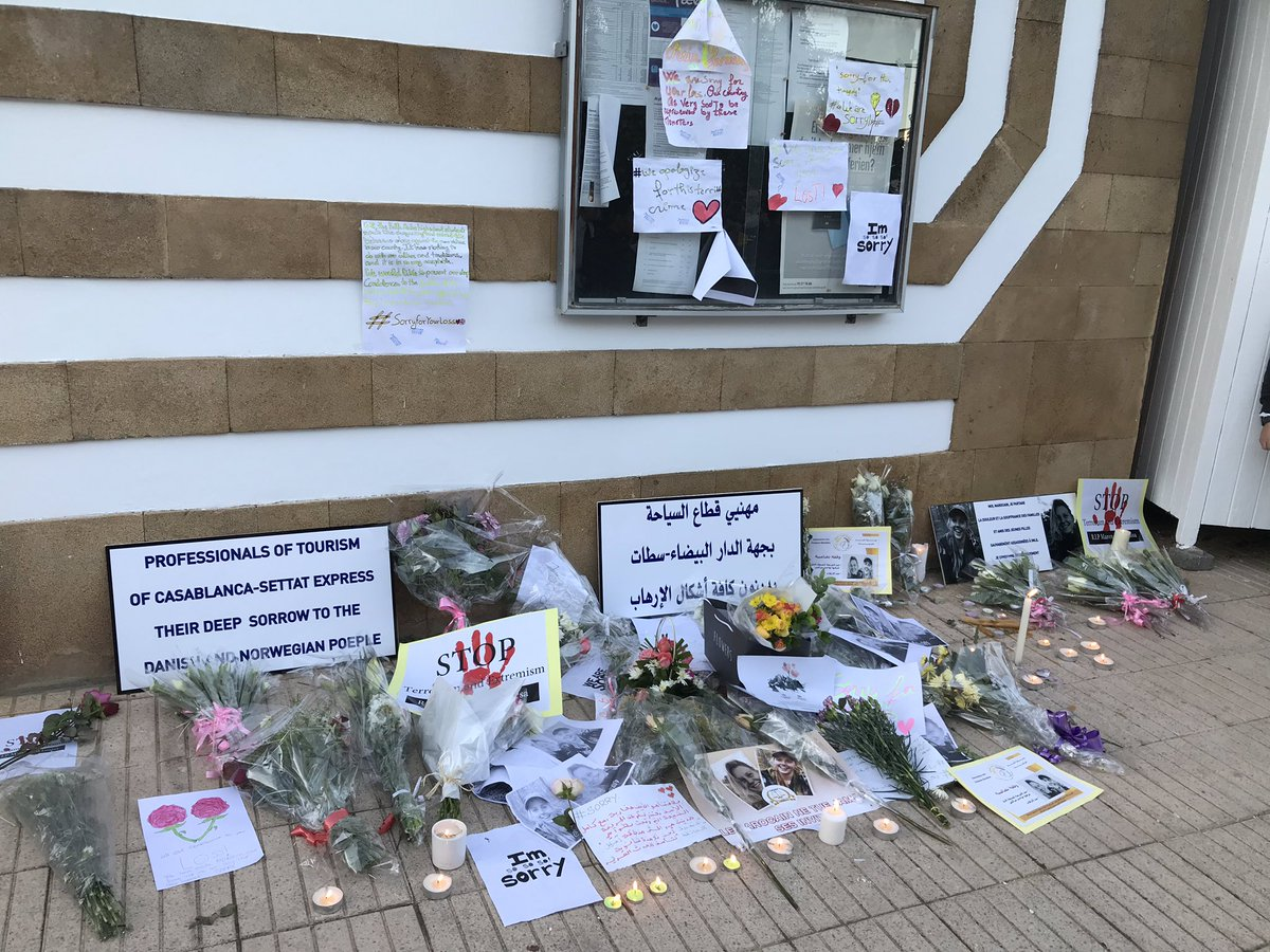 RIP les touristes scandinaves, Louisa Vesterager Jespersen