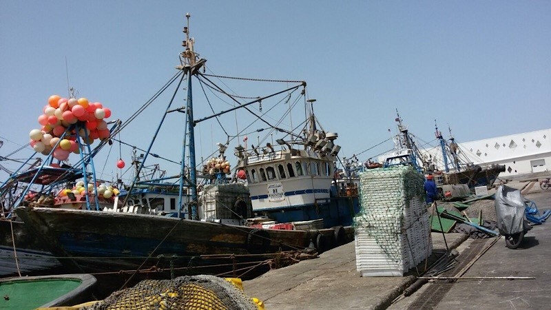 L'actuel port îlot de Dakhla sera reconverti en port de plaisance
