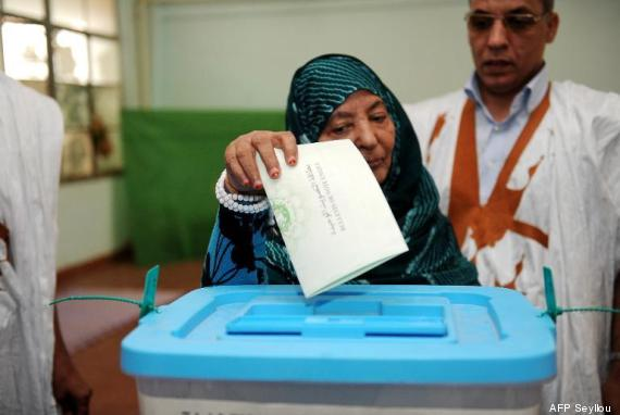 Élections en Mauritanie
