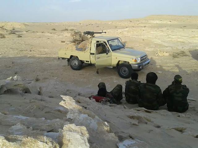 Polisario Guerguarat