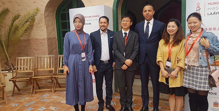 Forum d'investissement Maroc-Chine : Laâyoune et les provinces du Sud sur la nouvelle Route de la So