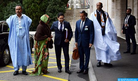 Geneve 1 delegation marocaine