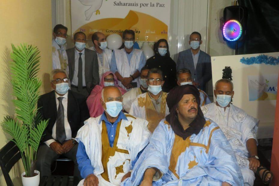 La capitale girondine a abrité le 1er Congrès du Mouvement Sahraoui pour la Paix