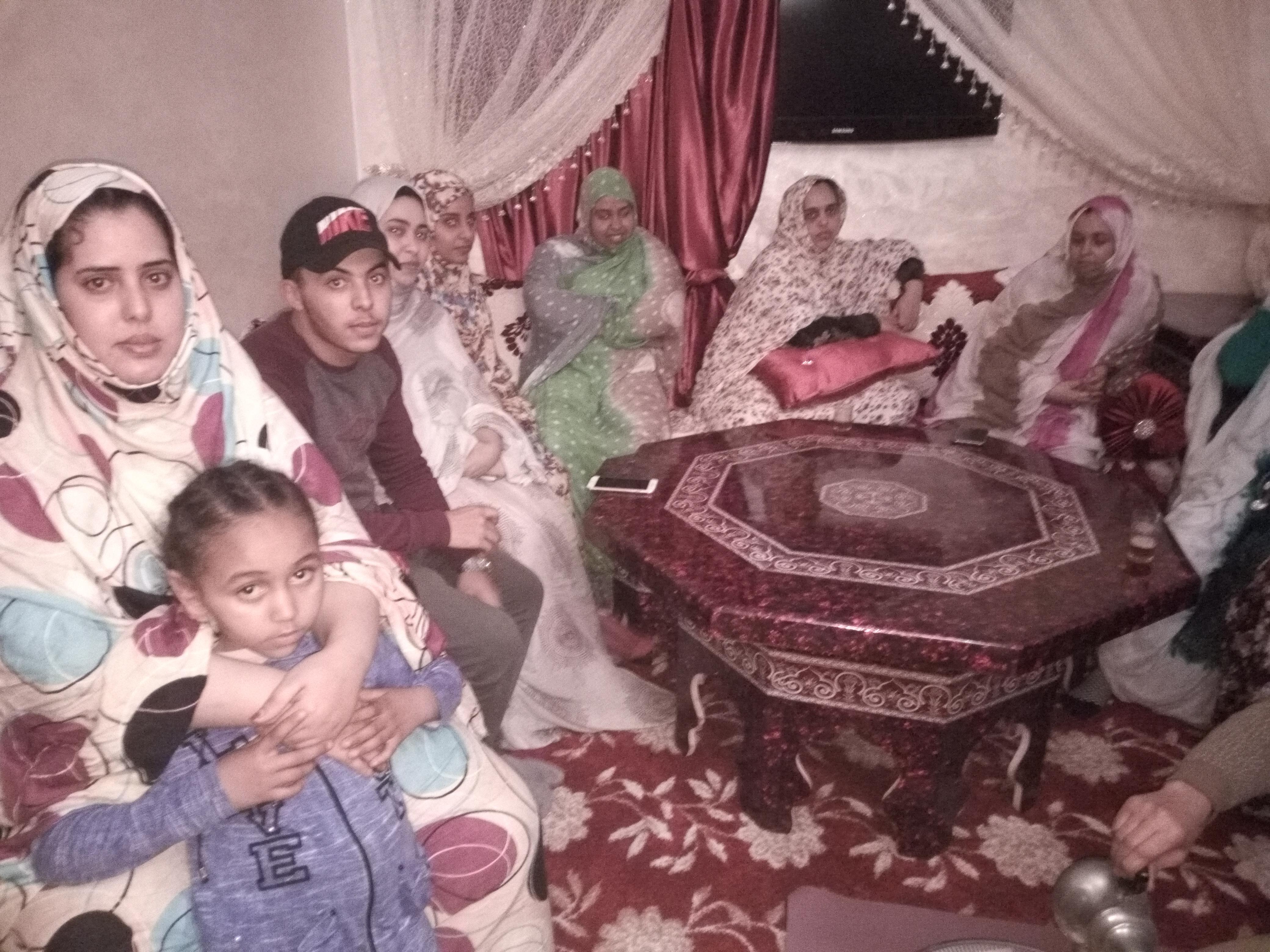 عائلة لارباس ولد عبد الرحمن ولد يحظيه