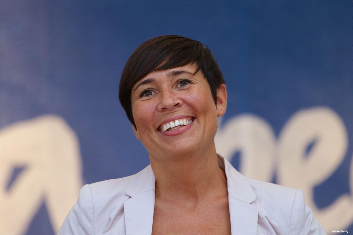 La Ministre norvégienne des Affaires Etrangères dans ses élucubrations pro-algériennes.