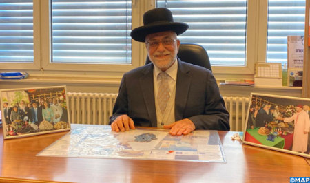 Grand Rabbi of Geneva: Morocco's Peaceful Reaction in El Guerguarat, Legitimate Act