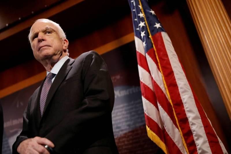 Mort de John McCain