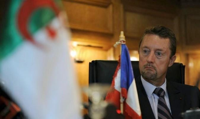 L'ex-Directeur Général de la Sécurité Extérieure française (DGSE), Bernard Bajolet