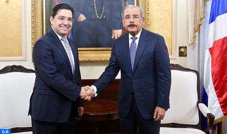 La République Dominicaine réaffirme son respect à l'intégrité territoriale du Maroc et sa souveraineté nationale