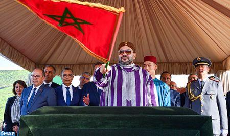 Chtouka Ait Baha, Province d'Agadir, au centre d'une nouvelle stratégie de développement agricole la