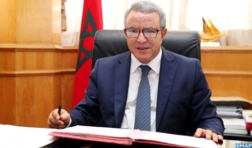 Le marocain Monsieur Mohamed Aujjar surclasse aisément l'algérien Ramtane Lamamra au poste d'Emissai