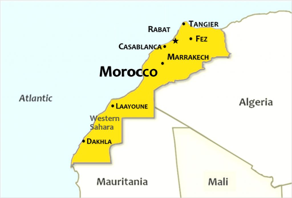 Morocco Natural Resources