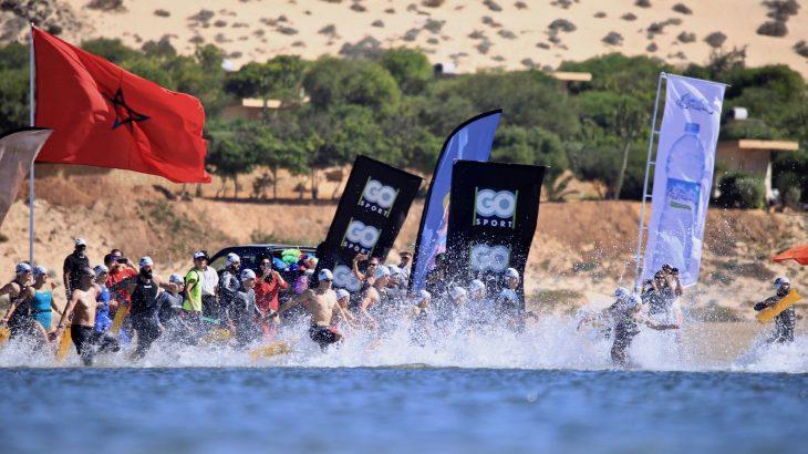 Morocco Swim Trek : Les nageurs marocains dominent la 5e édition à Dakhla