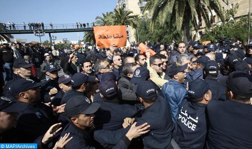 algerie crise politique