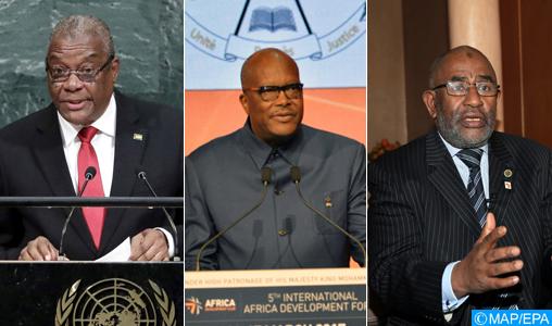 Sahara: Plusieurs chefs d'Etat africains réitèrent, devant l'AG de l'ONU, leur soutien au processus politique exclusif de l'ONU
