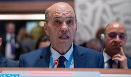 L'ambassadeur du Maroc à Genève démystifie les élucubrations chimériques de l'Algérie au Conseil de