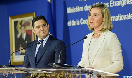 Adoption by European Parliament of Agriculture Agreement Marks Beginning of New Stage in Morocco-EU Relations (Mogherini)