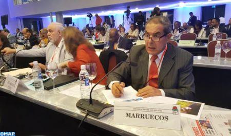 Sahara: Le Conseil de l'Internationale Socialiste adopte une recommandation appuyant une solution politique négociée