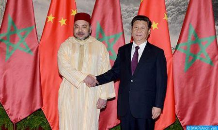 Entretien téléphonique entre le Roi du Maroc et le Président chinois qui se passe de tout commentair