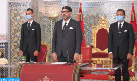 HM the King Reaffirms Commitment to Turn Southern Provinces into Engine of Development at Regional