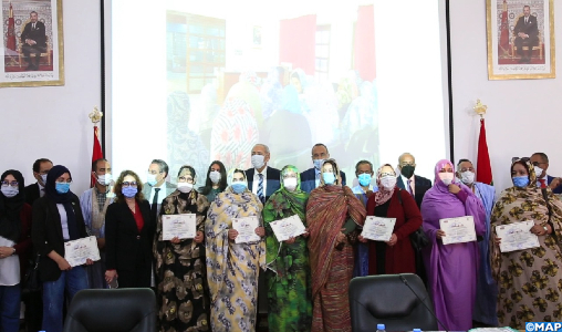 Economie sociale: Lancement à Dakhla de la 2è phase du programme de renforcement des capacités des p