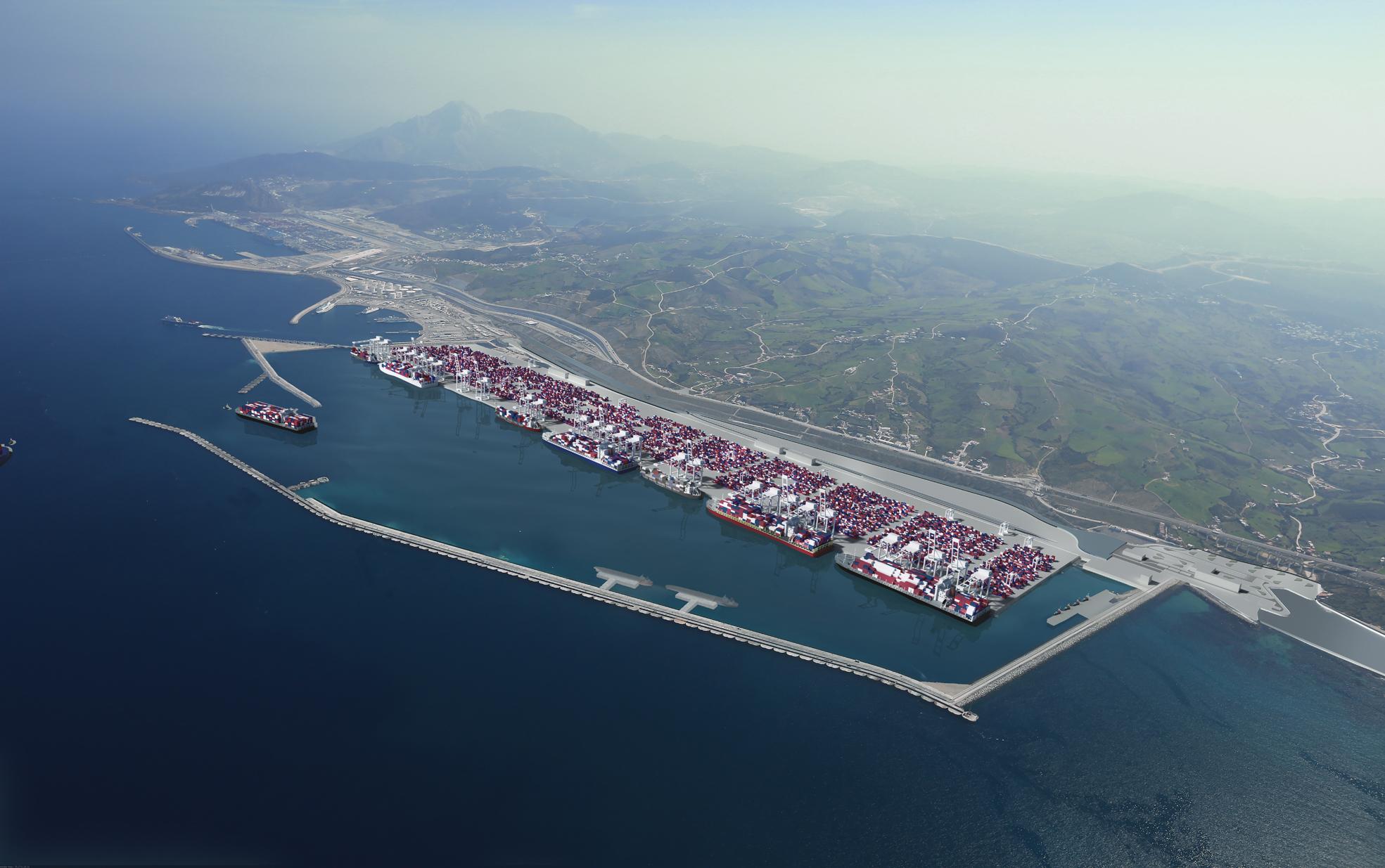 le Port de Tanger Med II