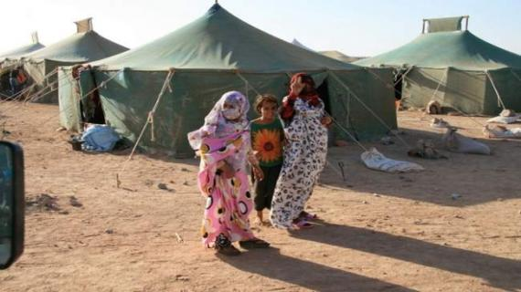 Covid-19: Tindouf Camps populations left by Polisario, Algeria to Fend for Themselves