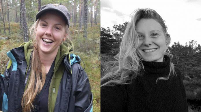 Louisa Jespersen et Norske Maren Ueland