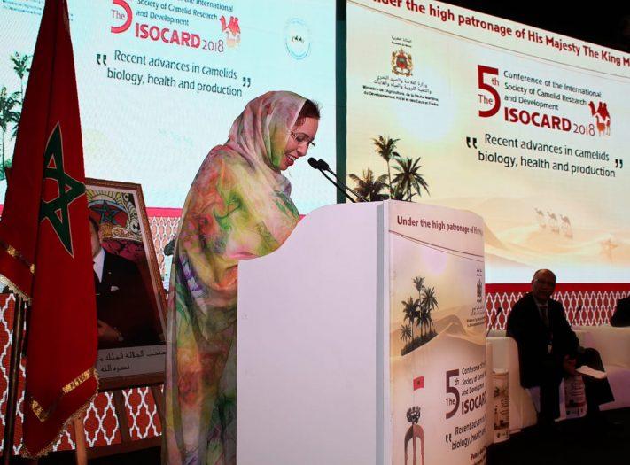 الجمعية الدولية للبحوث و التنمية في الإبليات تعقد مؤتمرها الخامس بالعيون