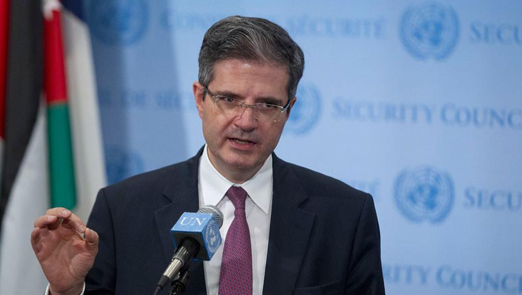 François Delattre Ambassadeur de la France auprès des Nations unies