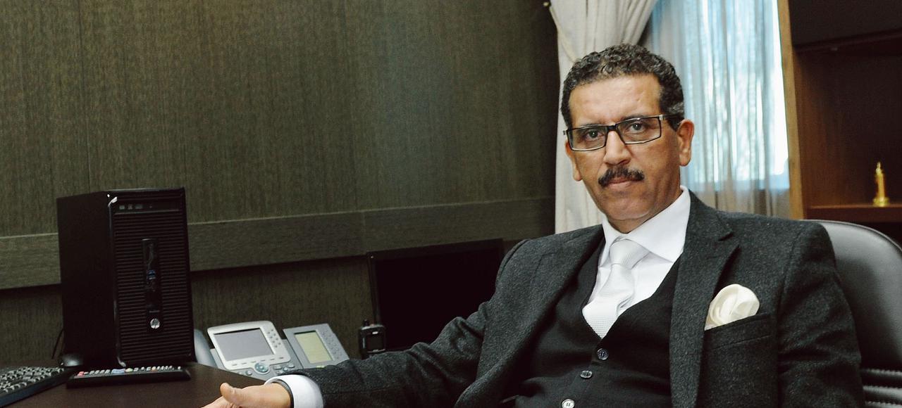 Abdelhak Khiame, directeur du BCIJ (Bureau central d'investigations judiciaires).