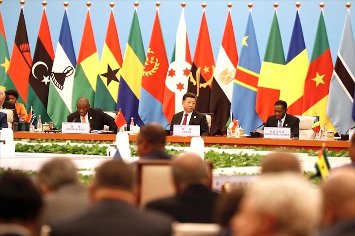 La Chine expulse le Polisario du sommet Africain en présence de Guterres