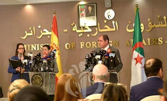 L'encombrant colis remis par les responsables algériens à l'Espagne