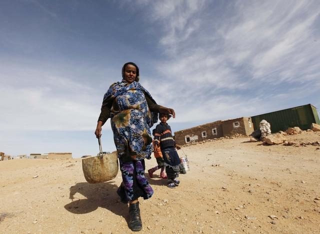 """Droits de l'Homme: les femmes victimes de """"procréation forçée"""" dans les camps de Tindouf"""