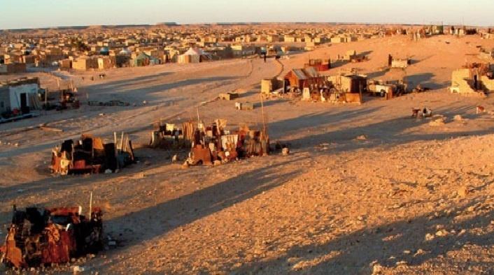 Intervention de l'aviation algérienne et tirs à balles réelles par les milices du Polisario pour mettre fin à la contestation