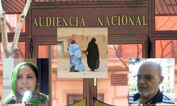 Première comparution devant la justice espagnole du dénommé Brahim Ghali