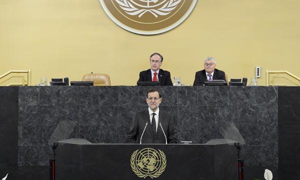 L'Espagne appuie une politique acceptable