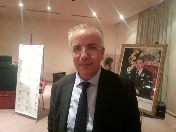 Saïd Laftit, Secrétaire Général de la CDG