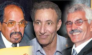 Les services algériens préparent la succession de Brahim Ghali