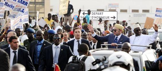 Diplomatie : A défaut du Maghreb, le roi appelle à accorder la priorité au Sahel