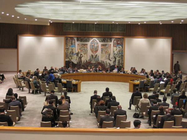 اللجنة الرابعة تصادق على قرار يدعم التسوية السياسية لقضية الصحراء
