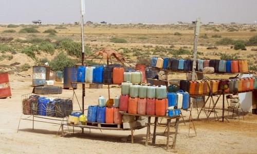Trafic de carburant aux frontières Contrebande_essence28042013