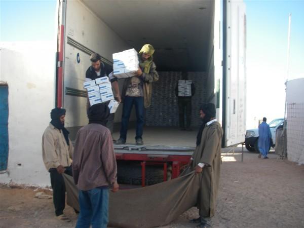 Le Polisario prétend pouvoir protéger les humanitaires pour relancer l'aide humanitaire