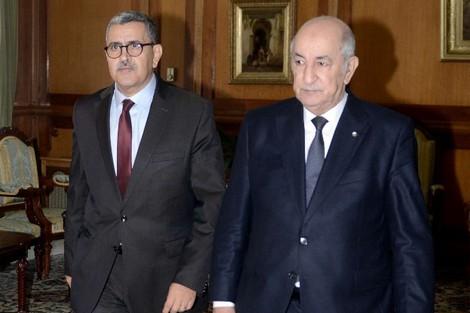 الجزائر تهاجم المغرب في أول اجتماع وزاري للحكومة الجديدة في عهد تبون