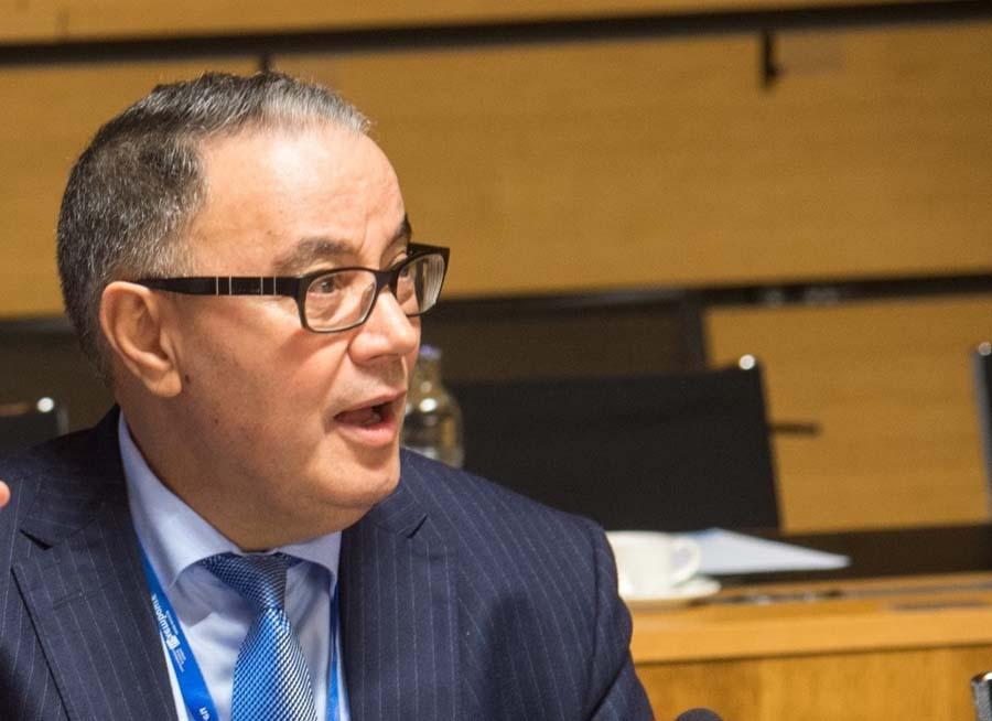 السفير الجزائري في بروكسيل يخرج إلى العلن لتفنيد اختلاس المساعدات الإنسانية الموجهة لمخيمات تندوف