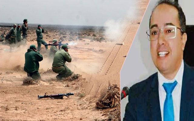 رضا الفلاح: هذه هي رسائل المغرب التي أرسلها المغرب للجزائر في الكركرات