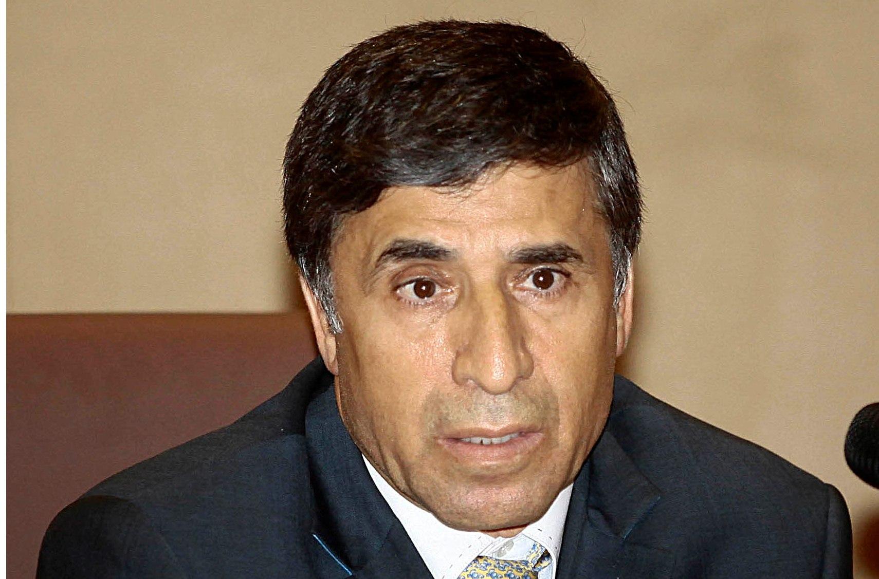 L'ambassadeur d'Alger à Washington, Majid Bouguerra.
